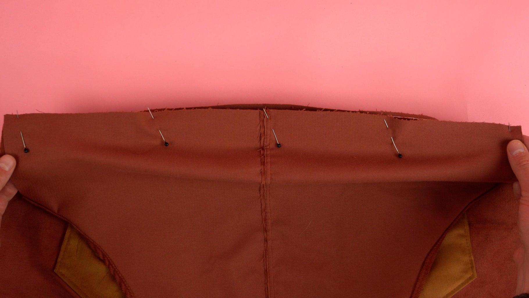 Attaching Back Panels