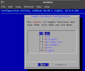 Armbian-Config
