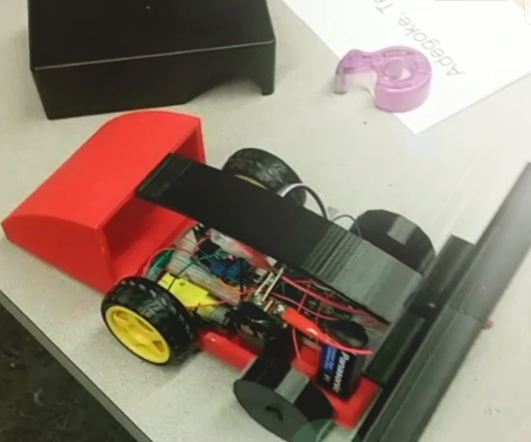 Remote Controlled Kart