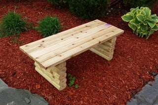 Easy Garden Bench 5 Steps With Pictures Instructables