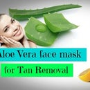 How to Remove Sun Tan With Aloe Vera Instantly Immediate Results-DIY Tan Removal