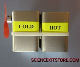 Thermoelectric Generator Project