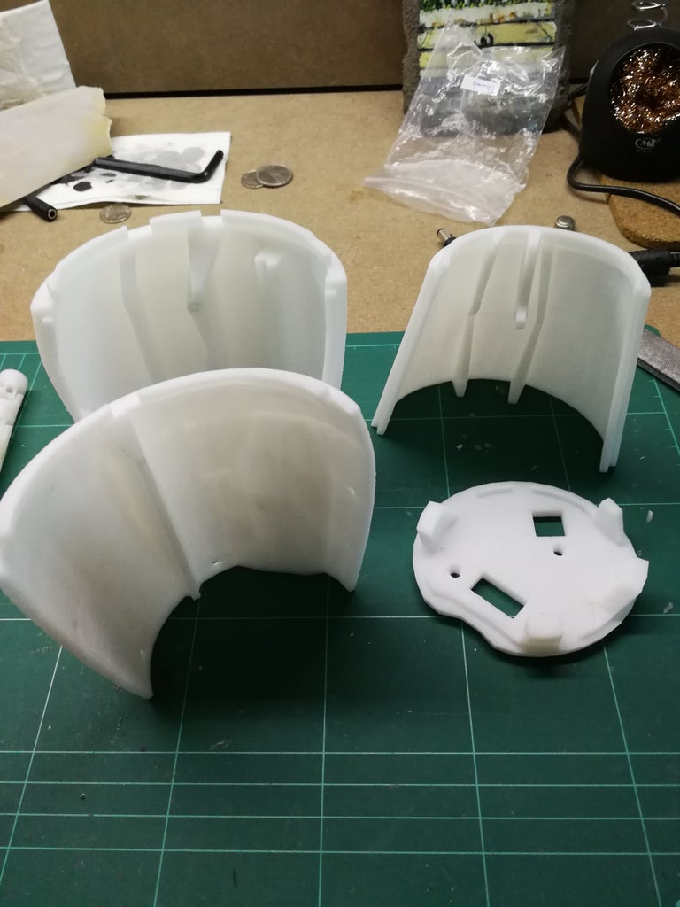 3D Printing the Parts