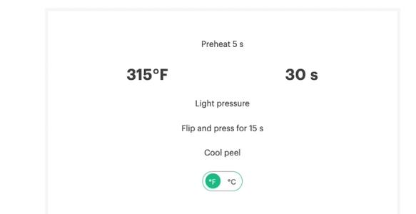 Heat Press Your Design