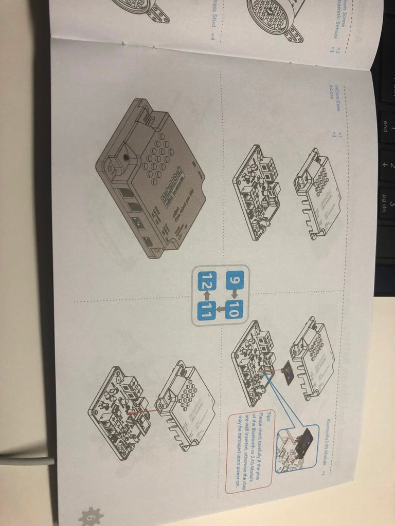 Follow the Instructions (MakerBot Kit)