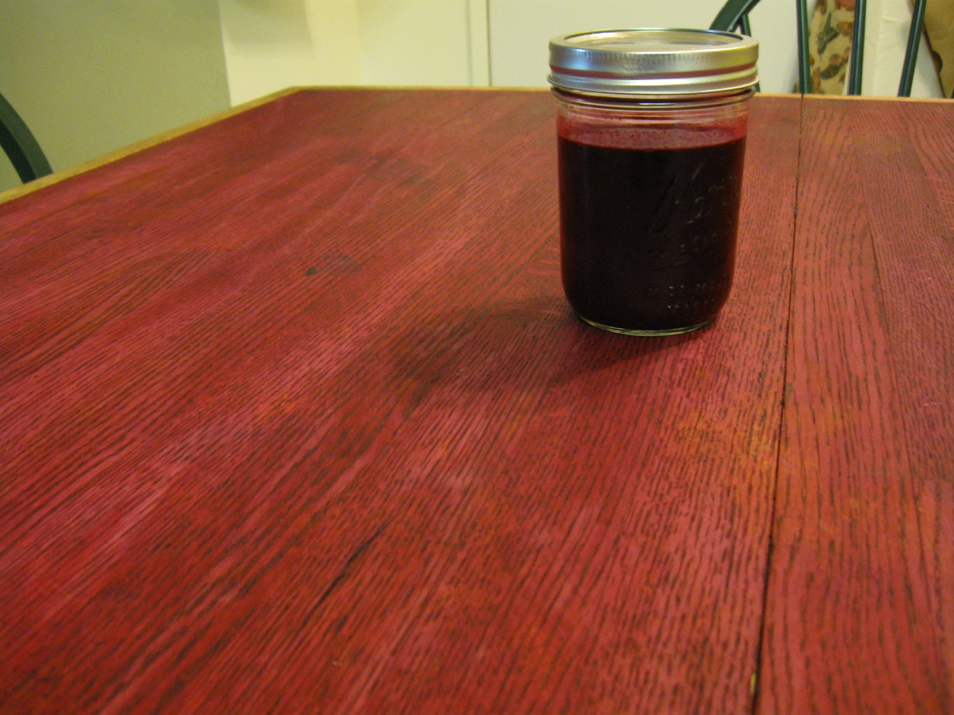 Vegetable Juice Stain for Wood Furniture