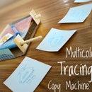 Multicolor Tracing Copy Machine (Mini)