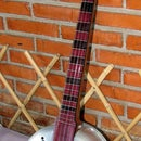 Homemade banjo