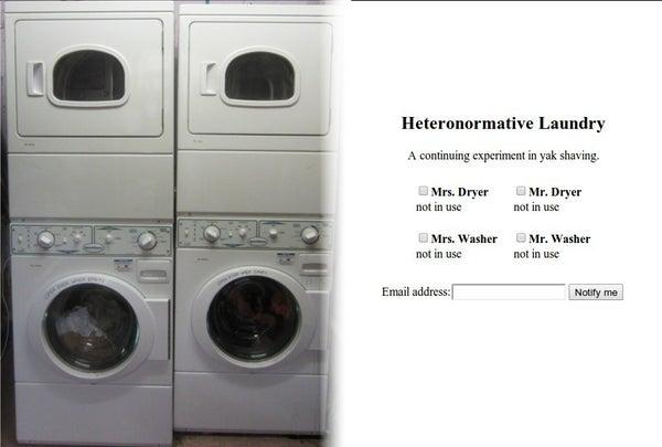 Internet Laundry