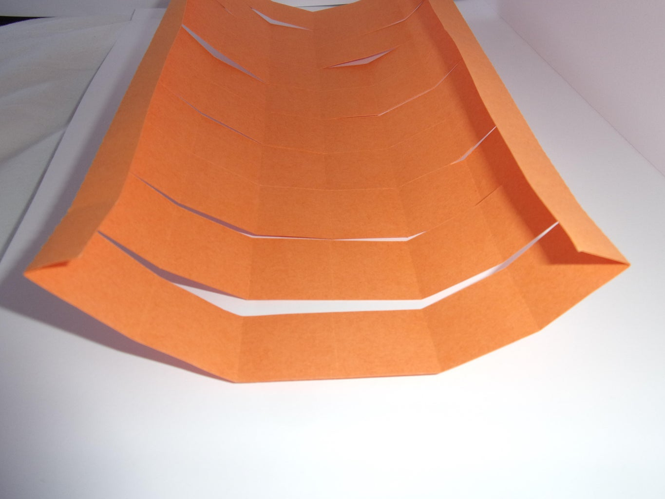 Fold Top and Bottom Edges