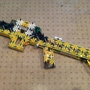 Shell Ejecting Rifle with new trigger mech