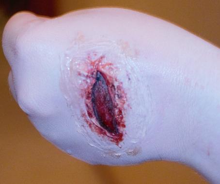 Basic Liquid Latex Cuts