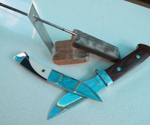 Let's Build a Fixed Angle Knive Sharpener