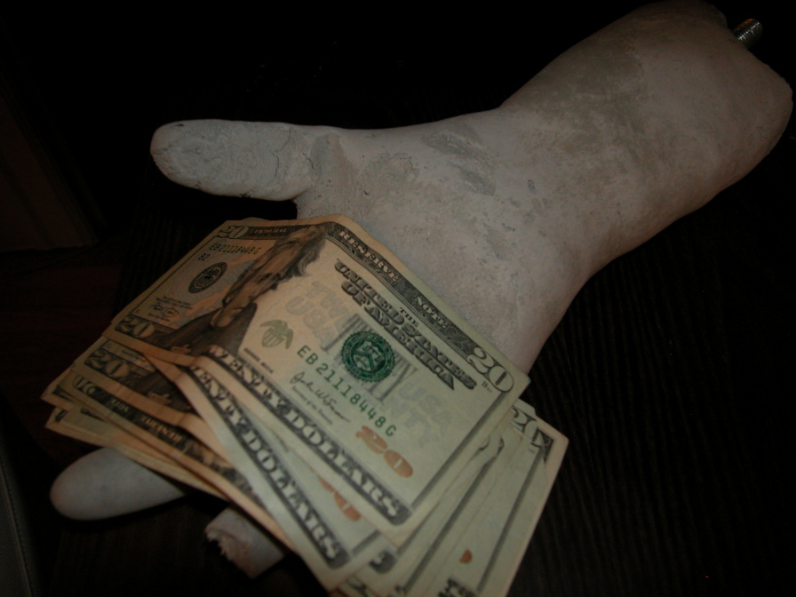 Cement Wallet