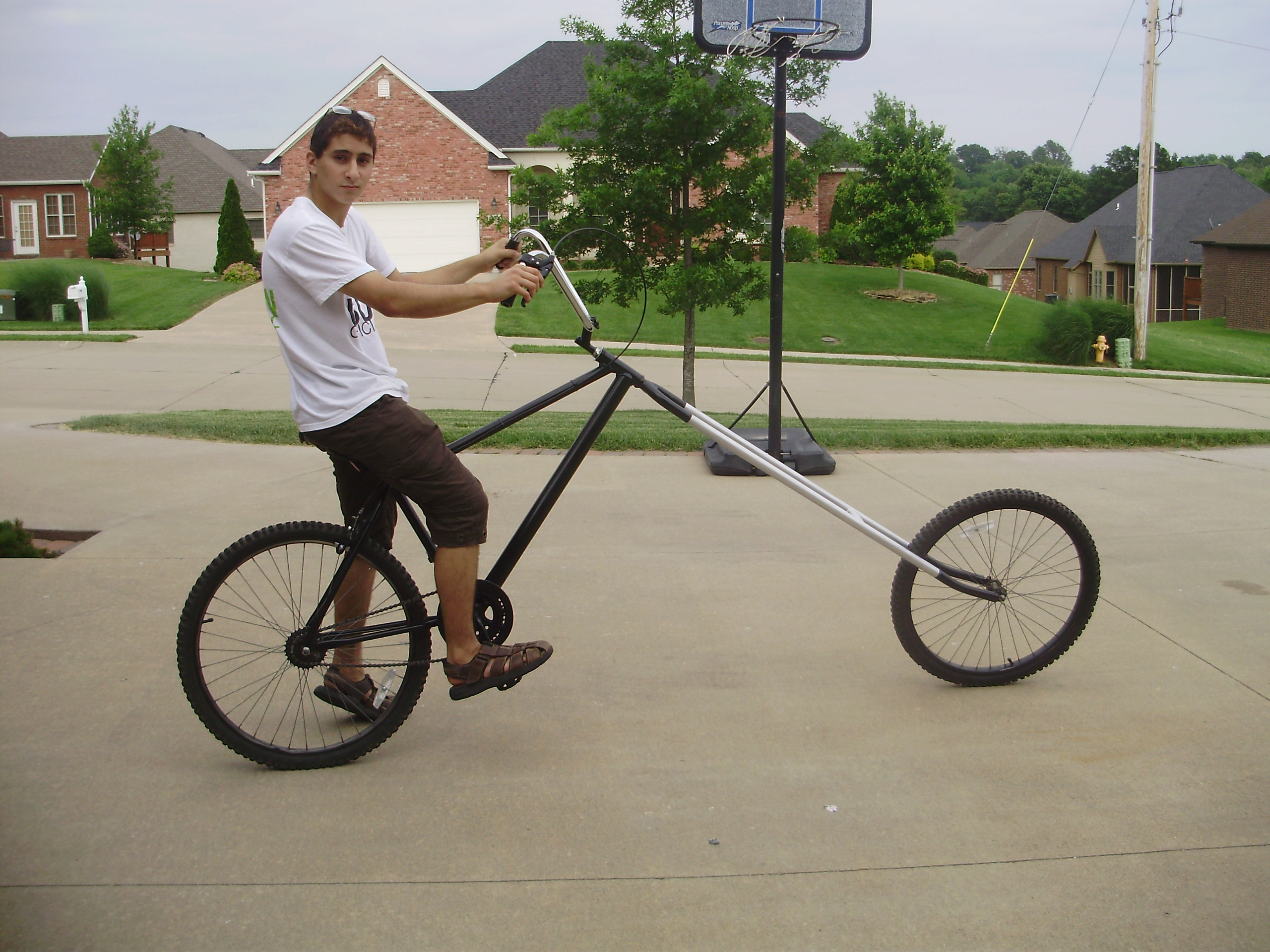 Mountain Bicycle Chopper