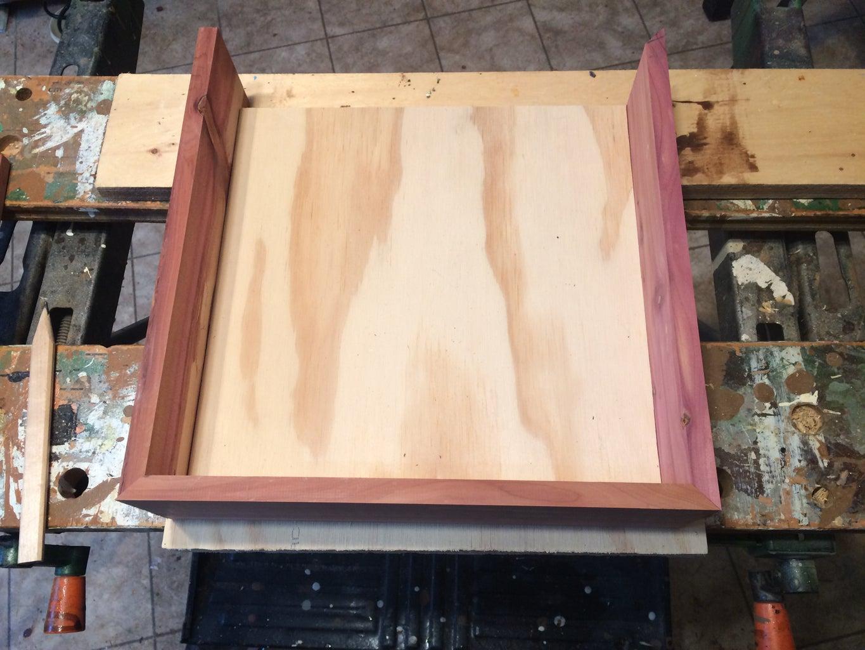 Building the Box Bottom