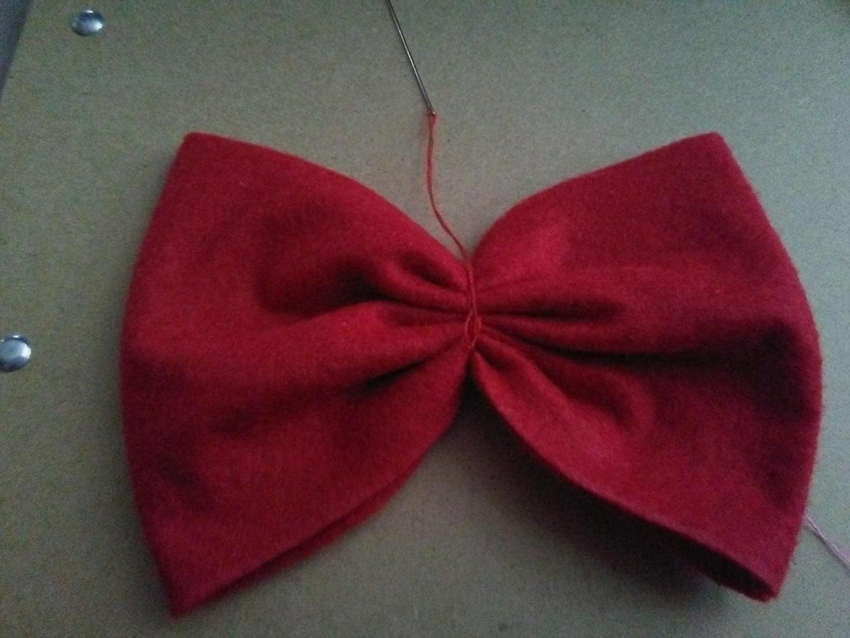 Step 4: Fabric Bow