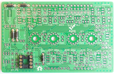 Diodes and IC Socket