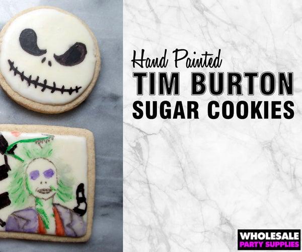 Tim Burton Cookies