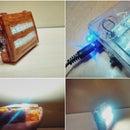 ULTRA BRIGHT EMERGENCY LED LIGHT.(rechargeble)