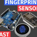 Interfacing Capacitive Fingerprint Sensor With Arduino UNO