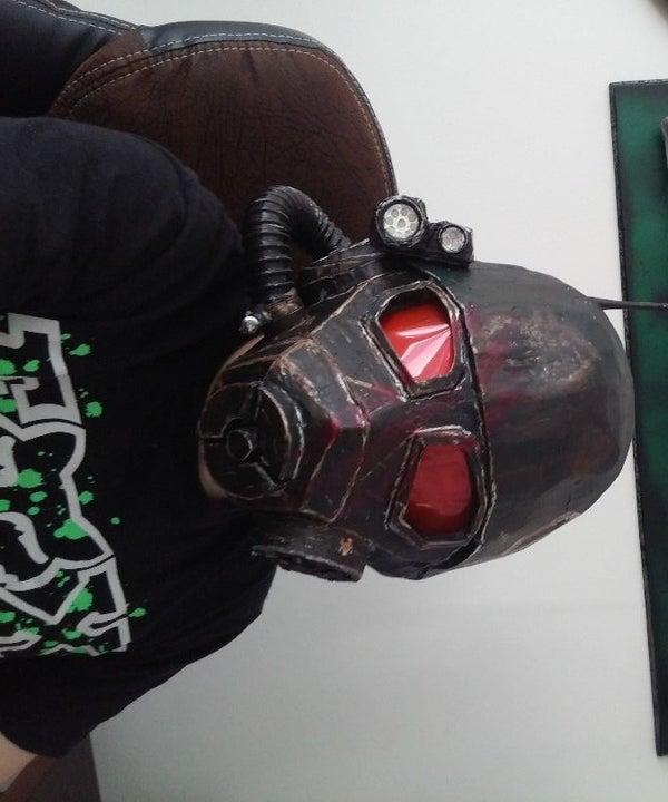 Fallout Ncr Helmet