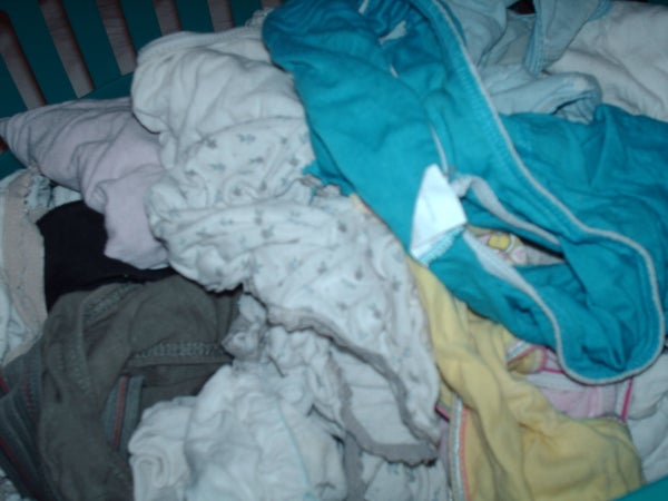 What to Do With Old Underware/ T-shirts Etc