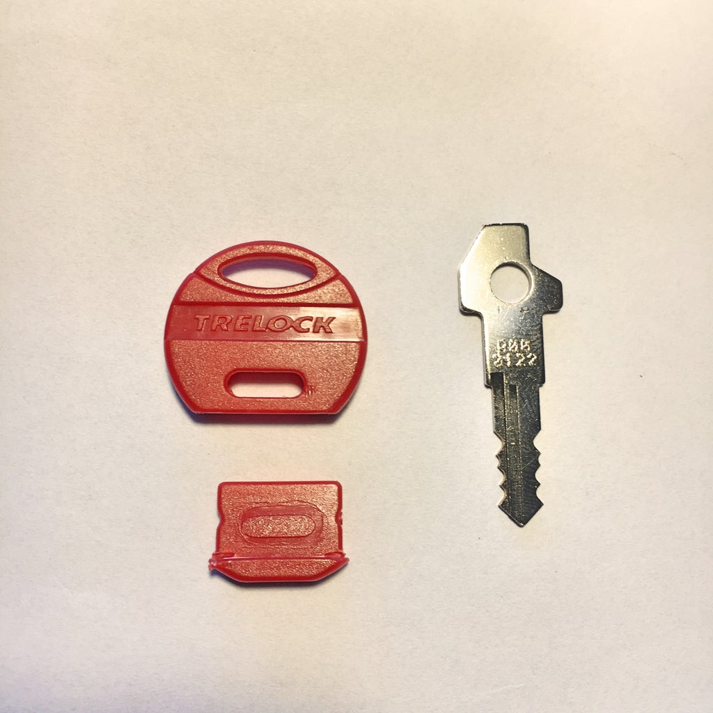Disassemble the Key
