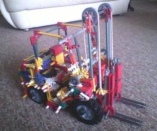 Knex Forklift (instructions)