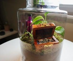 DIY Terrarium Project for Children
