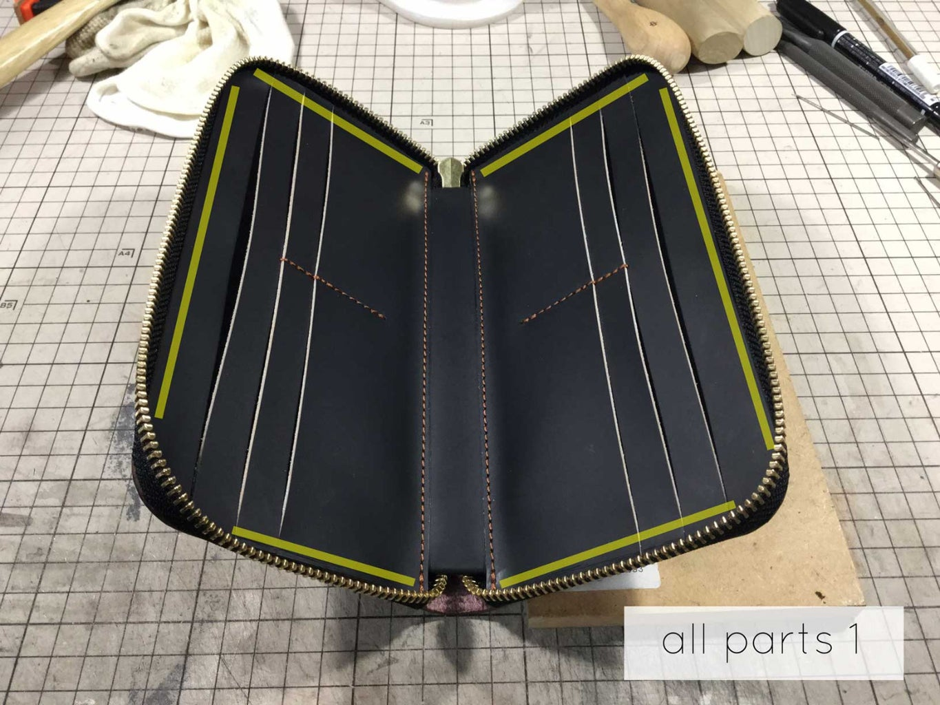 All Parts Assembly 1~3