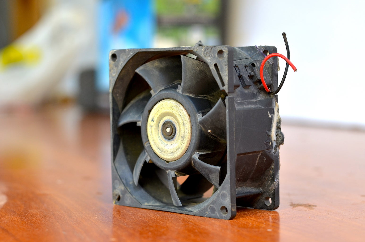 Extracting the Brushless Motor