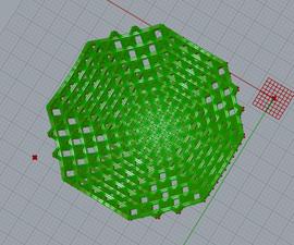 [computational Fabrication] 2.5d 3d-printable Parametric Forms
