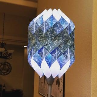 DIY Lamp - Eternal Flame