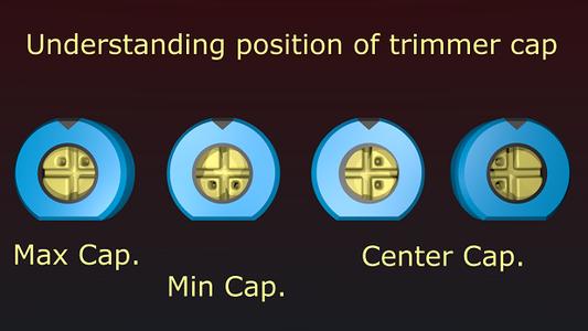 Understanding the Position of Trimmer Cap (c3)