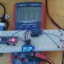 Arduino Volt Meter (0-100V DC) - Version 2 (better)