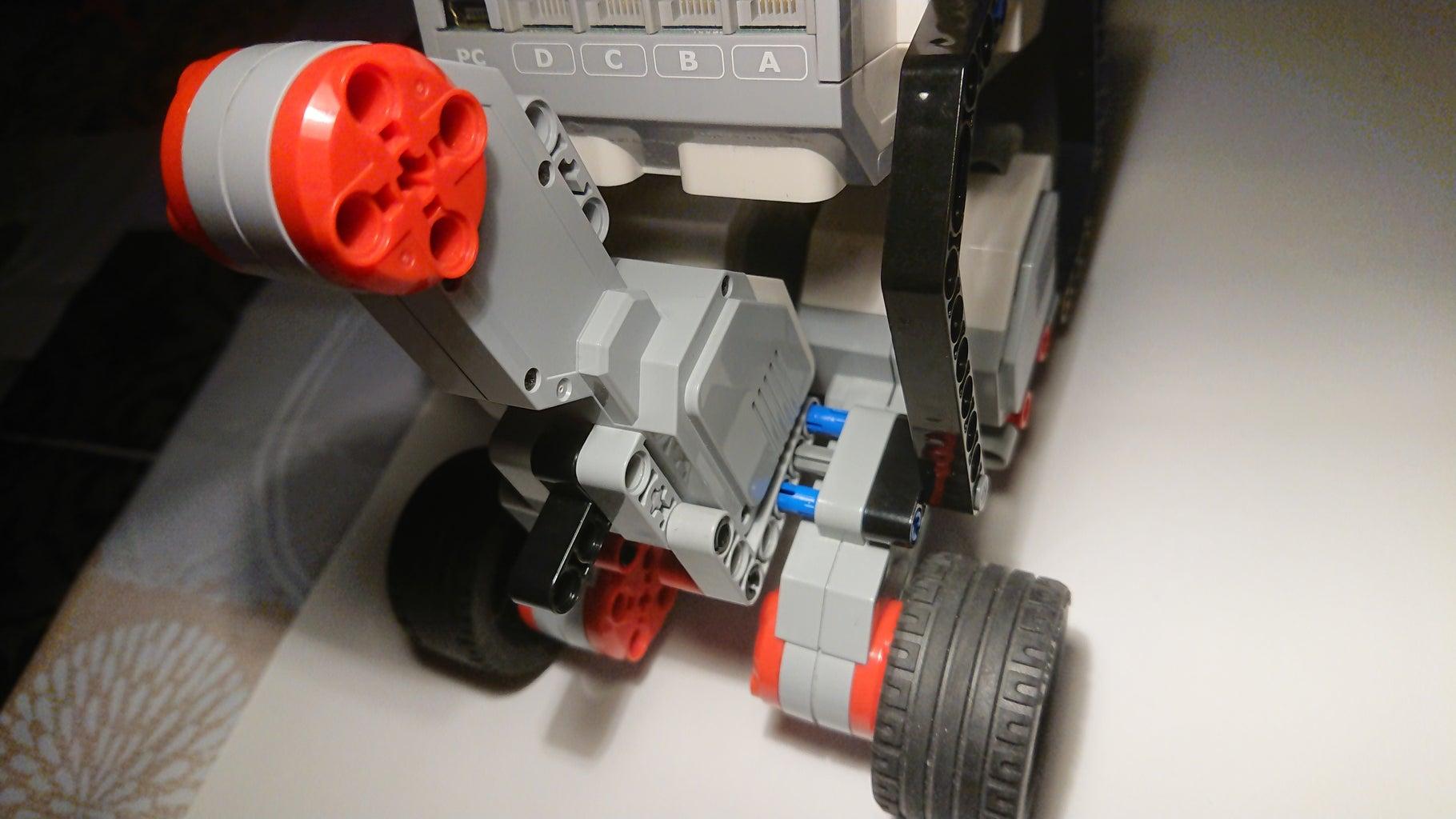 Build the Lifting Mechanism