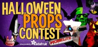 Halloween Props Contest 2015