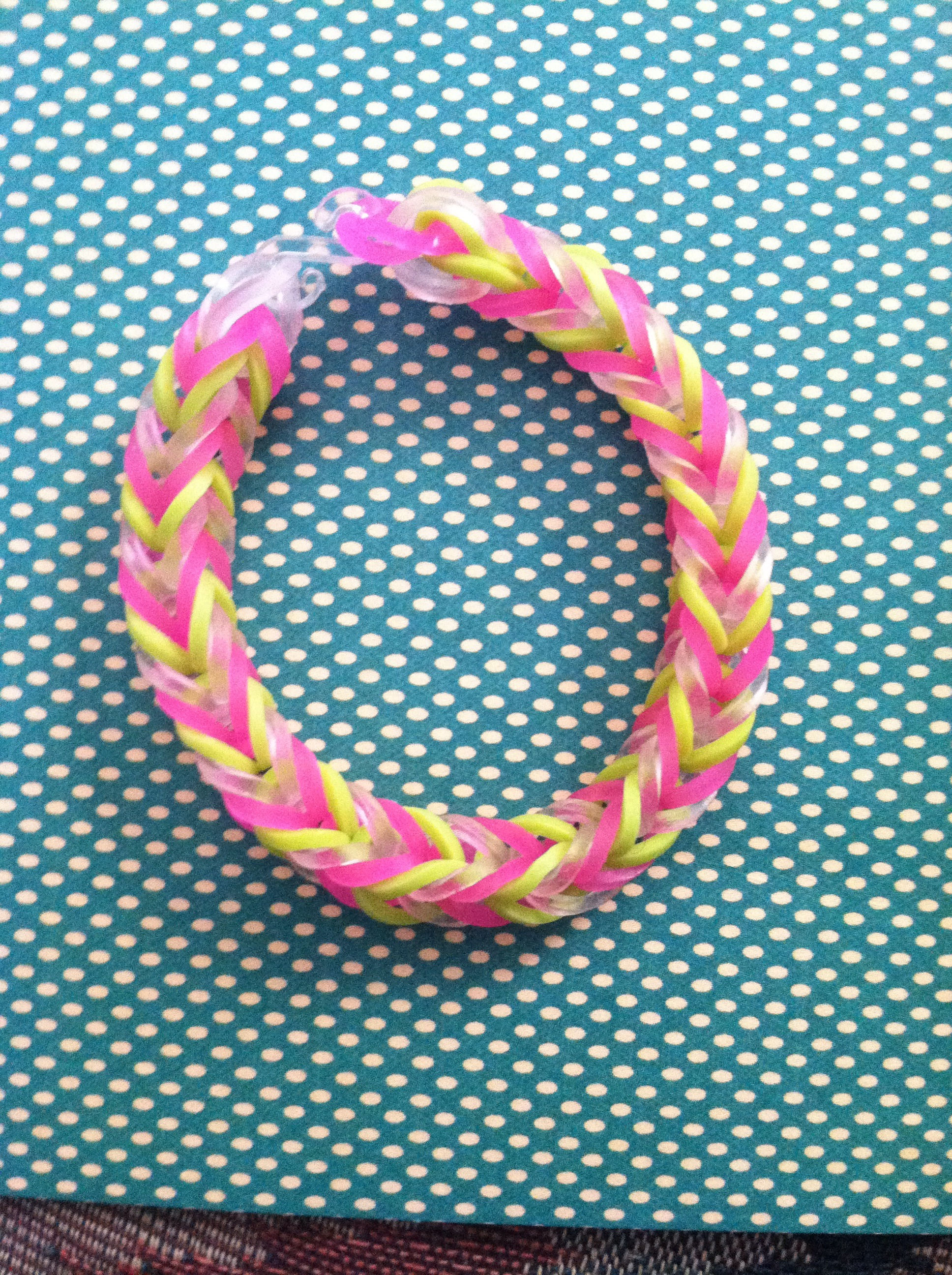 Fishtail Bracelet #2