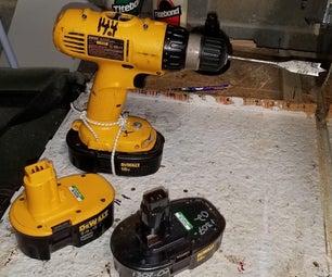 Upgrade Dewalt 14.4v Drill to Use 18v Battery