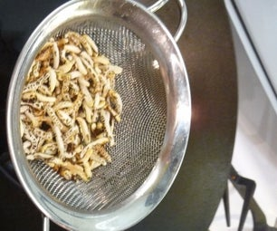Tasty Homemade Popped Wild Rice