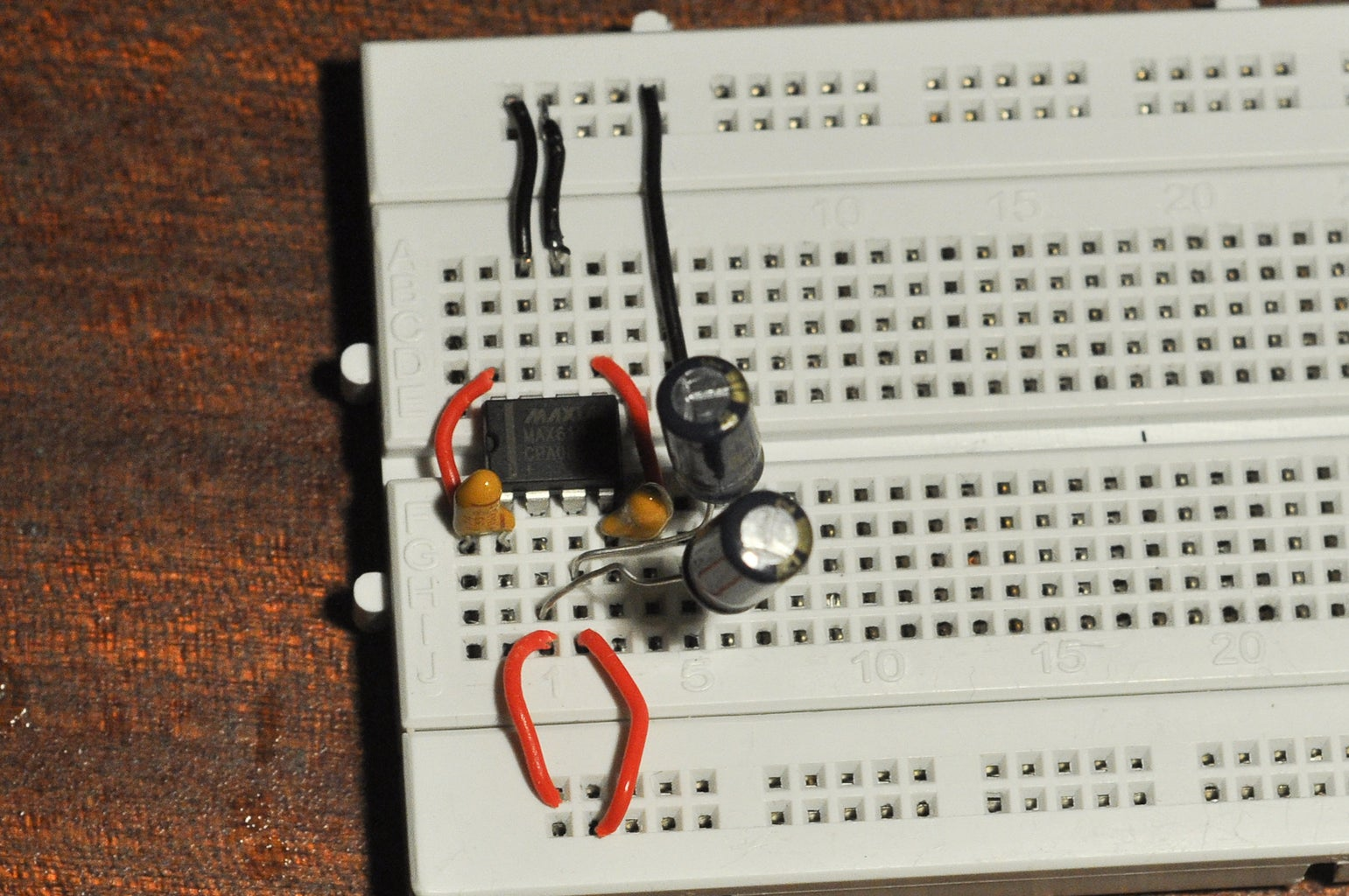 Building the Power Supply