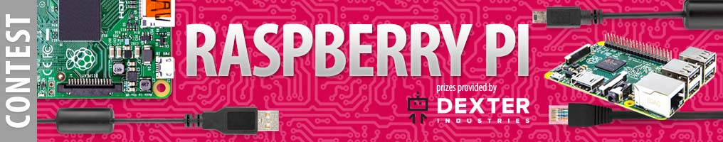Raspberry Pi Contest 2016