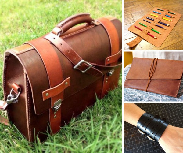 Great Leather Projects
