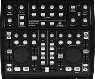 How to Create a MIDI Map for the BCD3000 in Traktor Pro