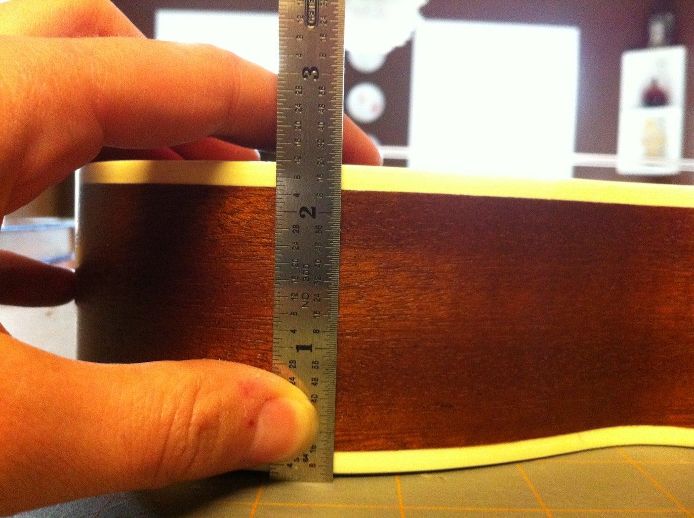 Measure Uke....