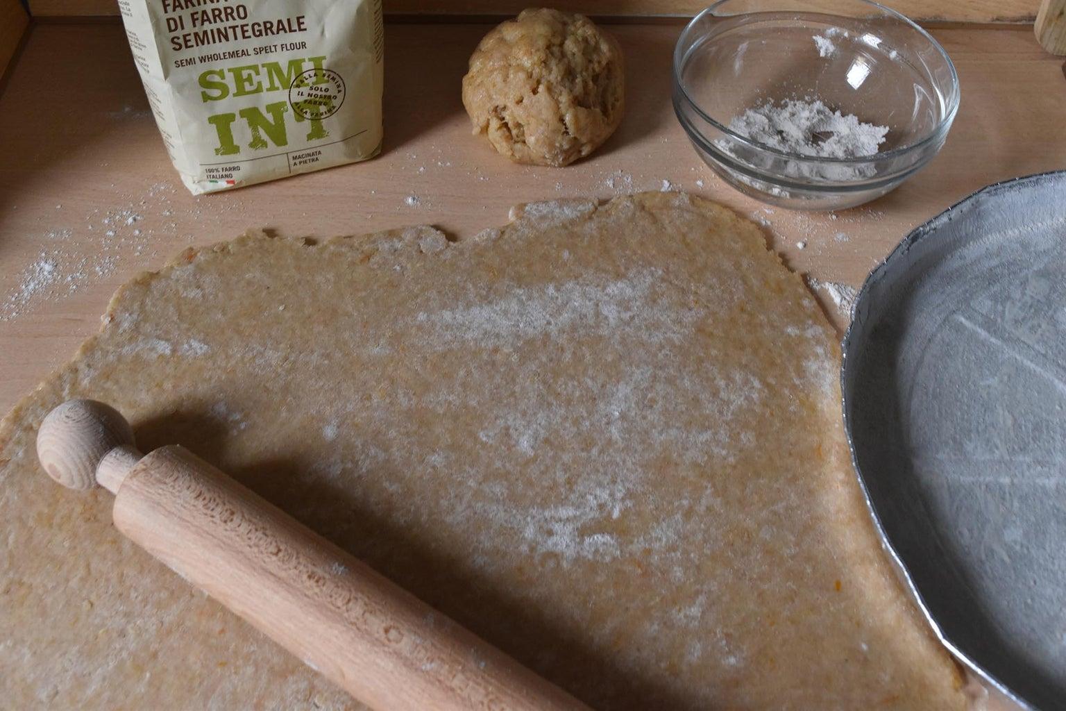 Pastiera Pie - Make Shortbread