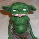 How to Make a Clay Goblin