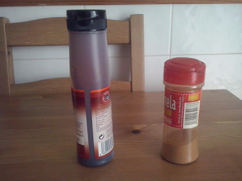 Ingredients/ Ingredientes