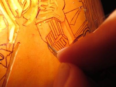Carving Techniques: Fine Detail Carving